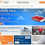 Offerte adsl e e fibra ottica Infostrada wind di marzo